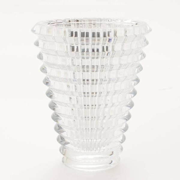 EYE アイ フラワーベース 15cm 花瓶 クリスタルガラス