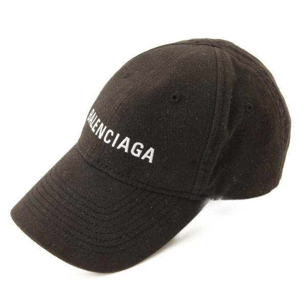 ベースボールキャップ 帽子 ブラック L