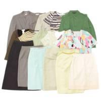 【期間限定販売】 ヴィンテージ 衣類 セット販売 16点セット ジャケット ニット トップス まとめ売り