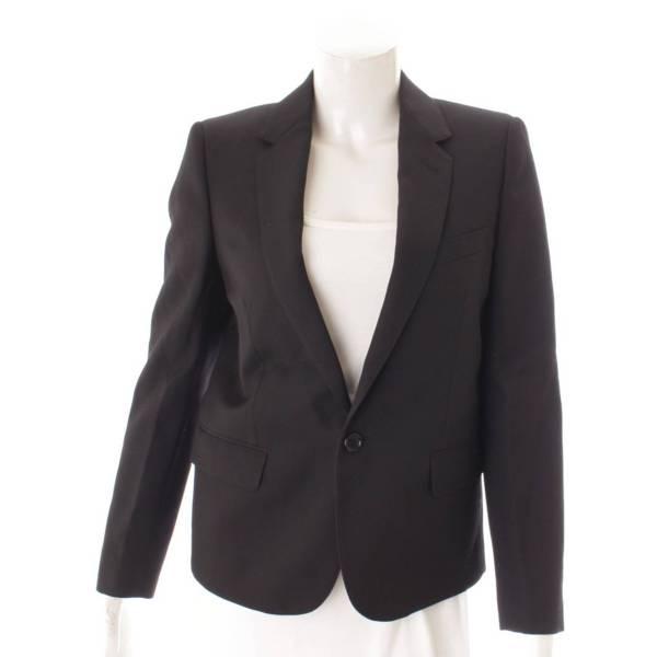 19AW グランドプードル テーラード シングルジャケット ブラック 36