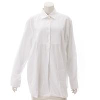 シャツ ブラウス ホワイト 40