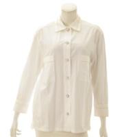 ポケットシャツ ホワイト