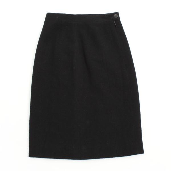 COCOライン タイトスカート ブラック