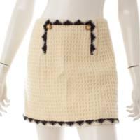 ザルツブルクメティエダールコレクション スカート  P51974 ホワイト34