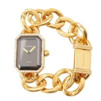 プルミエール ダイヤモンド 腕時計 18K 750 H0113 ゴールド