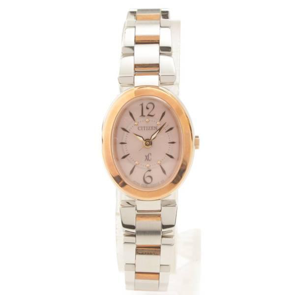 クロスシーXC エコドライブ 腕時計 B036-T012728 ピンク