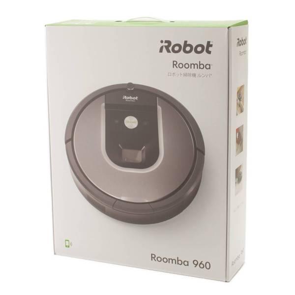 iRobot ルンバ ロボット掃除機 Roomba 960 R960060
