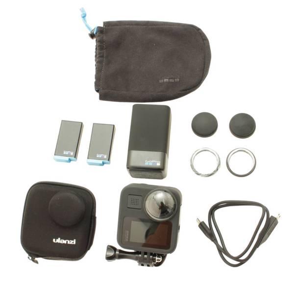 GoPro MAX BLACK 360度 防水カメラ ブラック