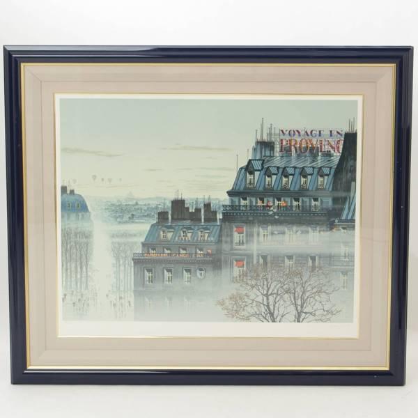 ヒロ・ヤマガタ『手紙』250枚限定 傑作のひとつ 絵画