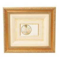 アルフォンヌ・ミュシャ『限定アートカード・9月』絵画・骨董品 作品保証書付き