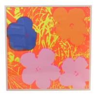アンディ・ウォーホル『Flowers』♯11.69 絵画 アンディ・ウォーホルの代表作
