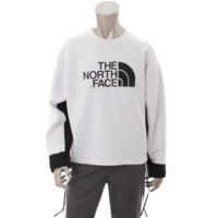 HYKE × THE NORTH FACE テックエアービッグトップ スウェット ホワイト M
