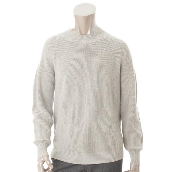 バトナー ニット セーター グレー 1