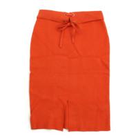 シックウィッシュ スカート オレンジ