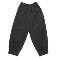 トキオクマガイ バルーン パンツ ブラック M