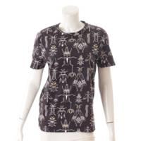 スーパーバグズ モンスター Tシャツ カットソー トップス ブラック S