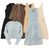 【期間限定販売】セット販売 7点 ワンピース ドレス カーディガン 衣類 まとめ売り