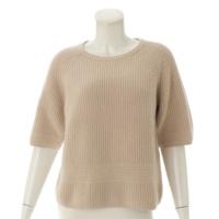 2019 ニット トップス Sweater Tee 39916 ベージュ 38