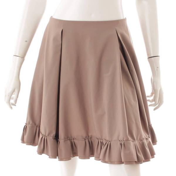 RAINY ブリリアント スカート 31766 ベージュ 42