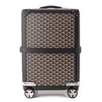 ブルジェPM ヘリンボーン キャリーバッグ スーツケース ブラック