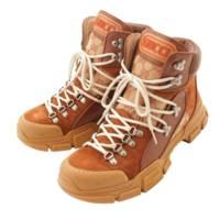 フラッシュトレック GGキャンバス ブーツ 521679 ブラウン 8