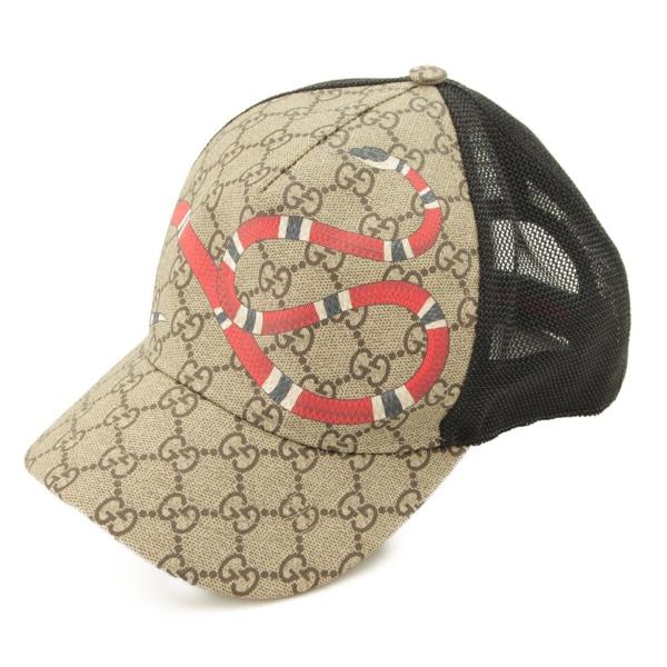 GGスプリーム メッシュ スネーク キャップ 帽子 426887