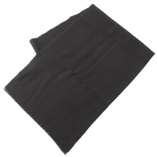 現行品 GGジャカード カシミア スカーフ ストール 456362 ブラック