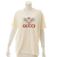 テニス Tシャツ 580762 オフホワイト L
