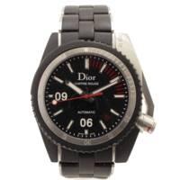 シフルルージュD02 自動巻 腕時計 ブラック 動作確認済