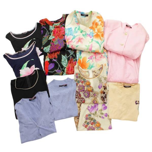 【期間限定販売】セット販売 Tシャツ セットアップ ニットなど 衣類10点 まとめ売り