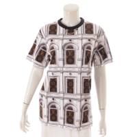 モノグラム アーキテクチャ Tシャツ トップス 1A9BH4 ホワイト XS