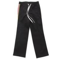 18AW サイドライン ジャージ スエット パンツ ブラック XS