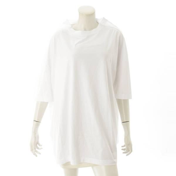 20SS オーバーサイズ Tシャツ ホワイト XS