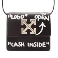Jitney 0.7 Cash Inside Bag ミニショルダーバッグ ブラック