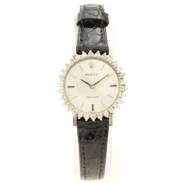 アンティーク 腕時計 手巻き レディス 2649 2020年8月ベルト交換 オーバーホール済み
