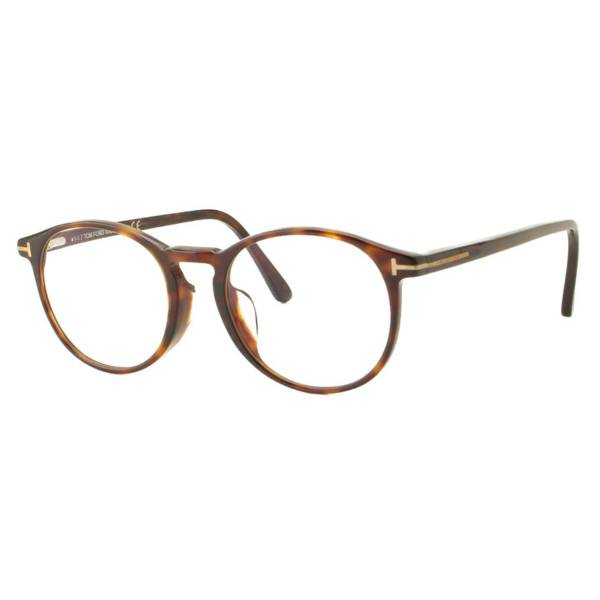 ボストン型 メガネ サングラス TF5294 ブラウン