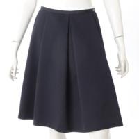ギャザー スカート 35527 ネイビー 40