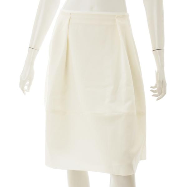 サイドタック スカート 38326 アイボリー 40