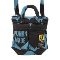 HUMAN MADE ヒューマンメイドコラボ 2way ヘルメットバッグ ショルダーバッグ