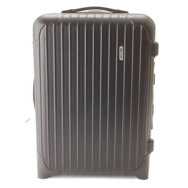 サルサ デラックス 2輪 スーツケース キャリーケース ブラック