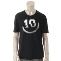 10 再構築 Tシャツ ブラック 48
