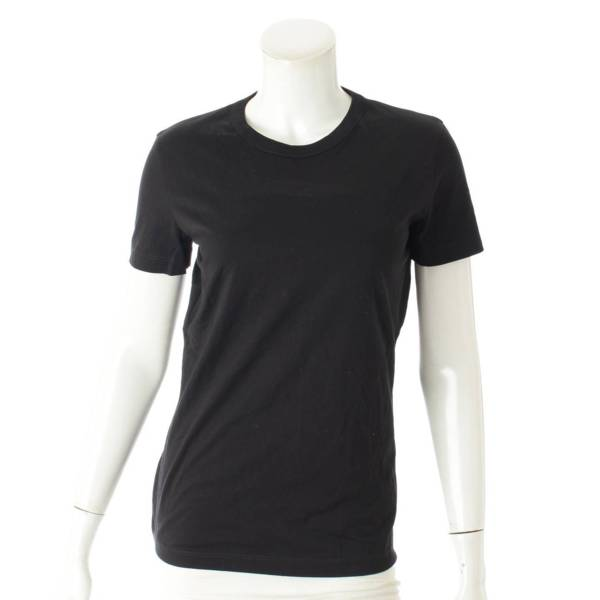 19SS クルーネック Tシャツ トップス ブラック M