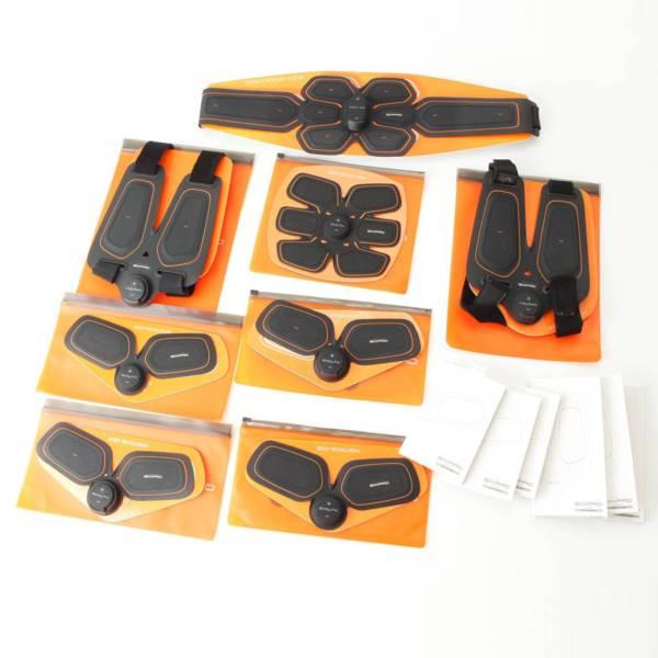 SIXPAD Body Fit / Leg Belt / Abs belt / Gel Sheet 14点セット