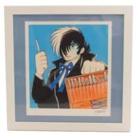 手塚治虫 公式ピエゾグラフ作品『医の道』ブラックジャックを描いた貴重な作品 絵画