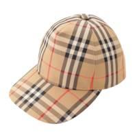 ヴィンテージチェック ベースボールキャップ  帽子 8026929 アンティークイエロー S