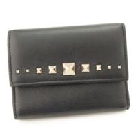 ロックスタッズ ウォレット 三つ折り財布 NW2P0P51VUL ブラック