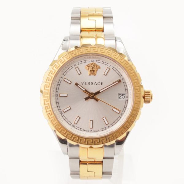 マイクロヴァニタス クォーツ 腕時計 シルバー×ゴールド