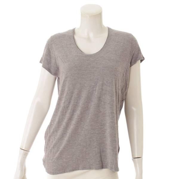 半袖 Tシャツ カットソー グレー M